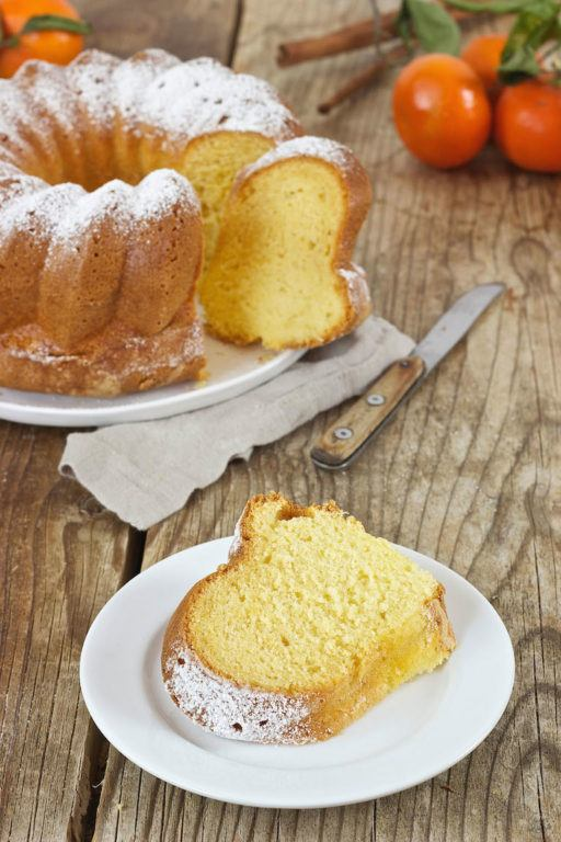 Leckerer Orangengugelhupf von Sweets & Lifestyle®