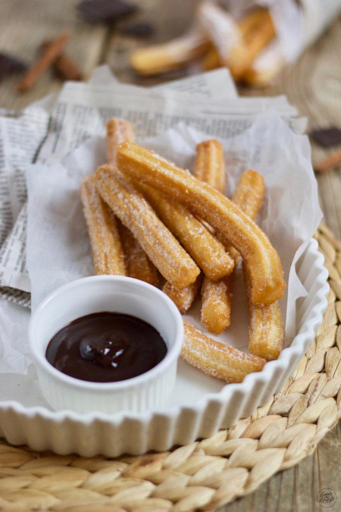 Leckeres Churros Rezept von Sweets & Lifestyle®