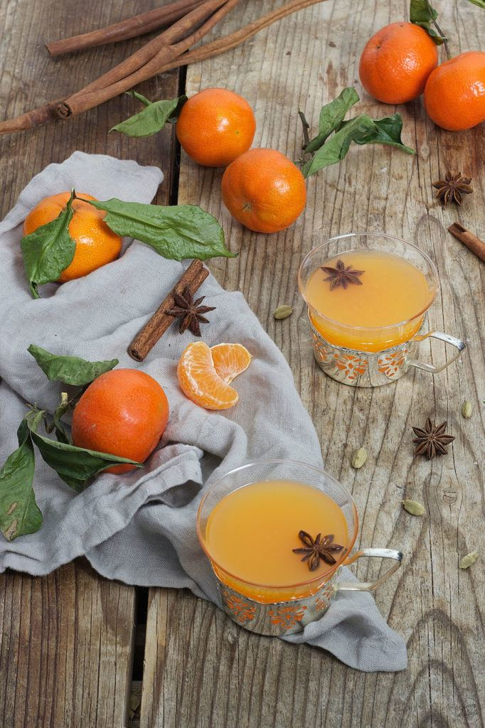 Mandarinen Punsch Rezept von Sweets & Lifestyle®