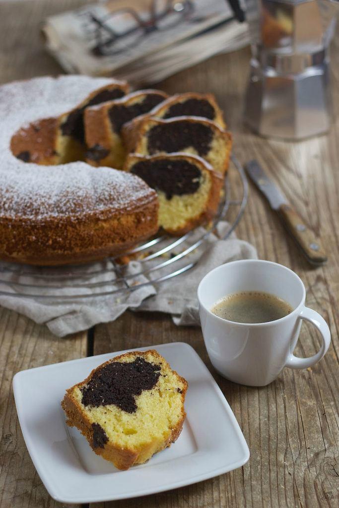 Saftiger Marmorkuchen zum Kaffee von Sweets & Lifestyle®