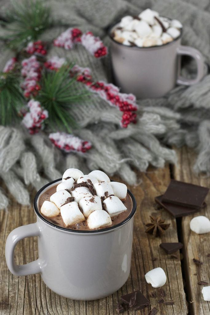 Marshmallow Hot Chocolate Rezept von Sweets & Lifestyle®