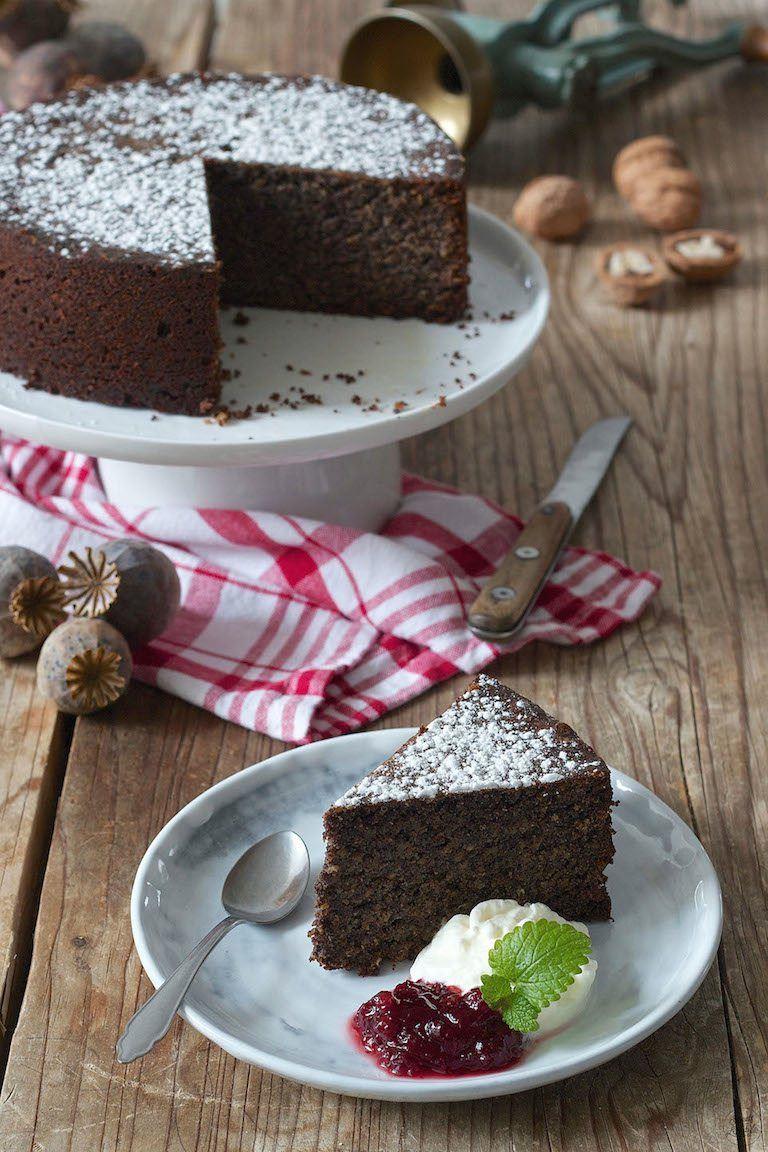 Mohnkuchen Rezept Einfach Und Glutenfrei Sweets Lifestyle