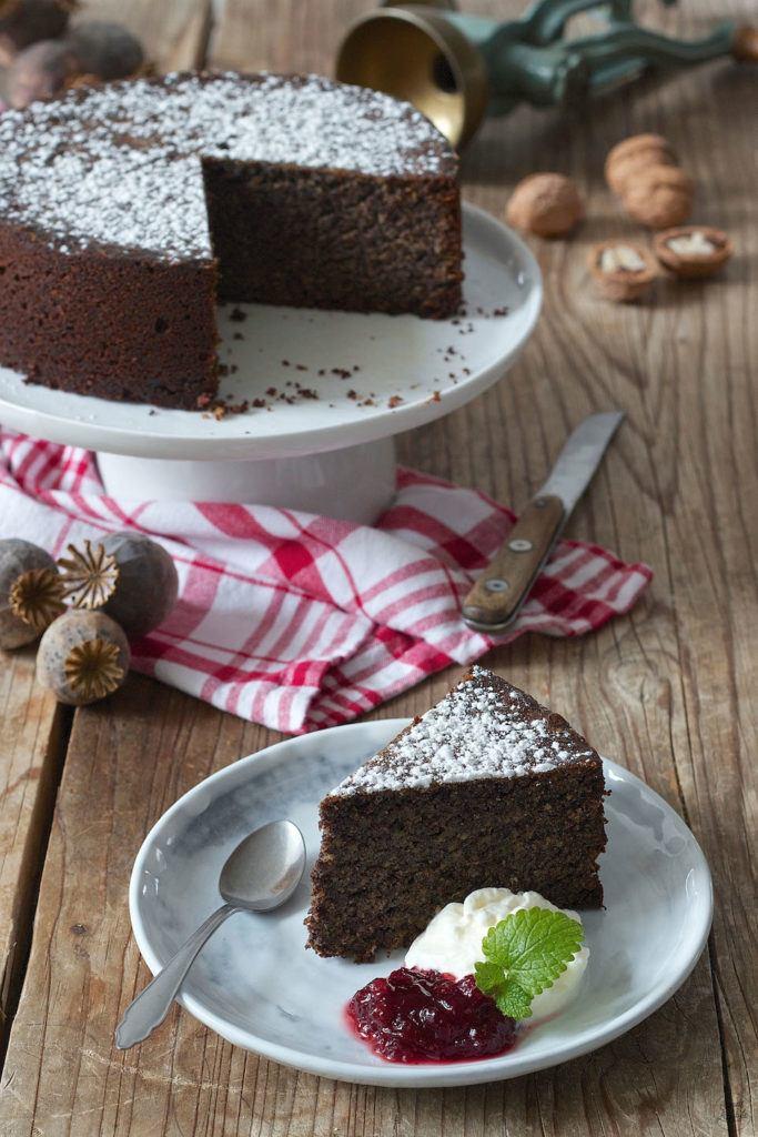 Einfaches und glutenfreies Mohnkuchen Rezept von Sweets & Lifestyle®