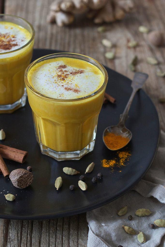 Rezept für eine Goldene Milch von Sweets & Lifestyle®