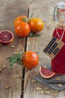 Rezept für einen Blutorangensirup mit Kardamom von Sweets & Lifestyle®