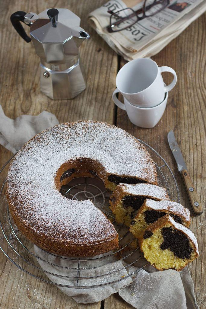 Saftiger Marmorkuchen nach einem Rezept von Sweets & Lifestyle®