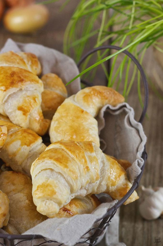 Köstliches Schinkenkipferl Rezept von Sweets & Lifestyle®