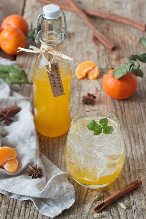Selbst gemachter Mandarinensirup von Sweets & Lifestyle®