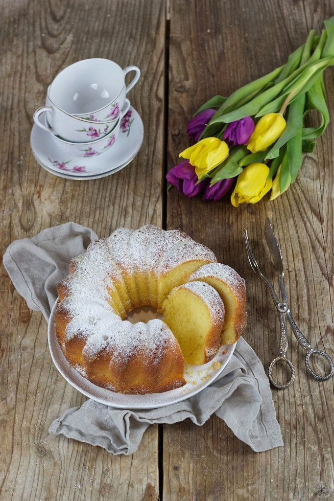 Selbst gemachter Topfengugelhupf von Sweets & Lifestyle®