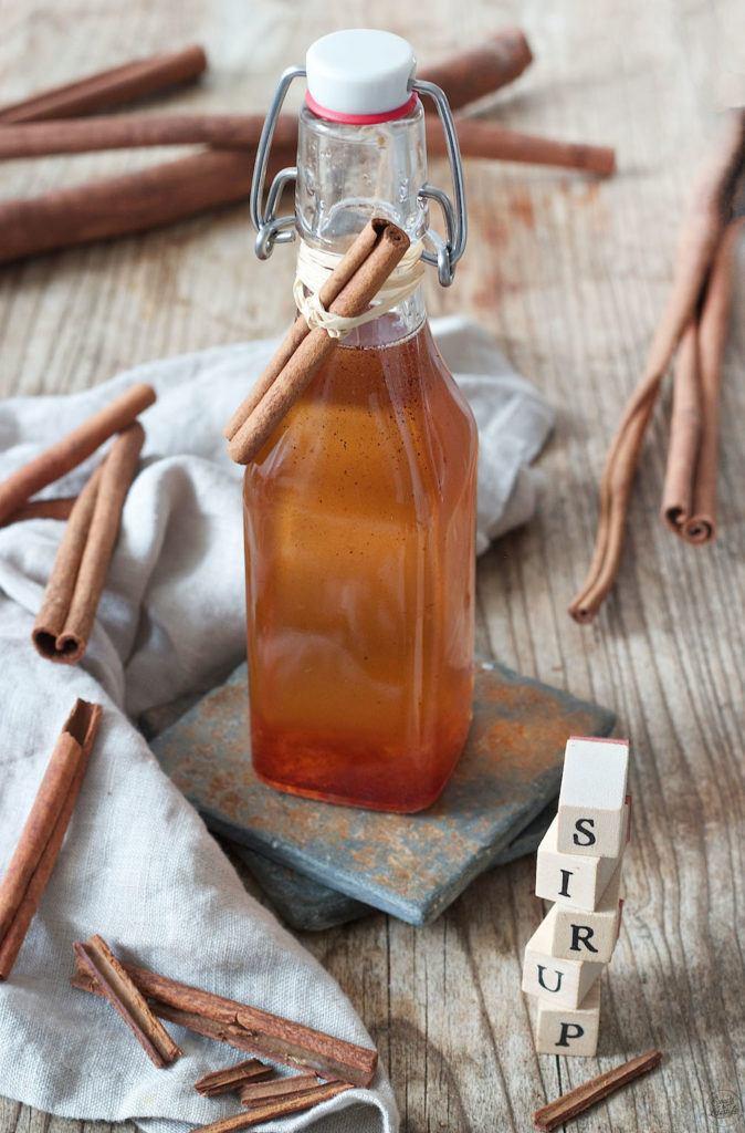 Zimtsirup Rezept von Sweets & Lifestyle®