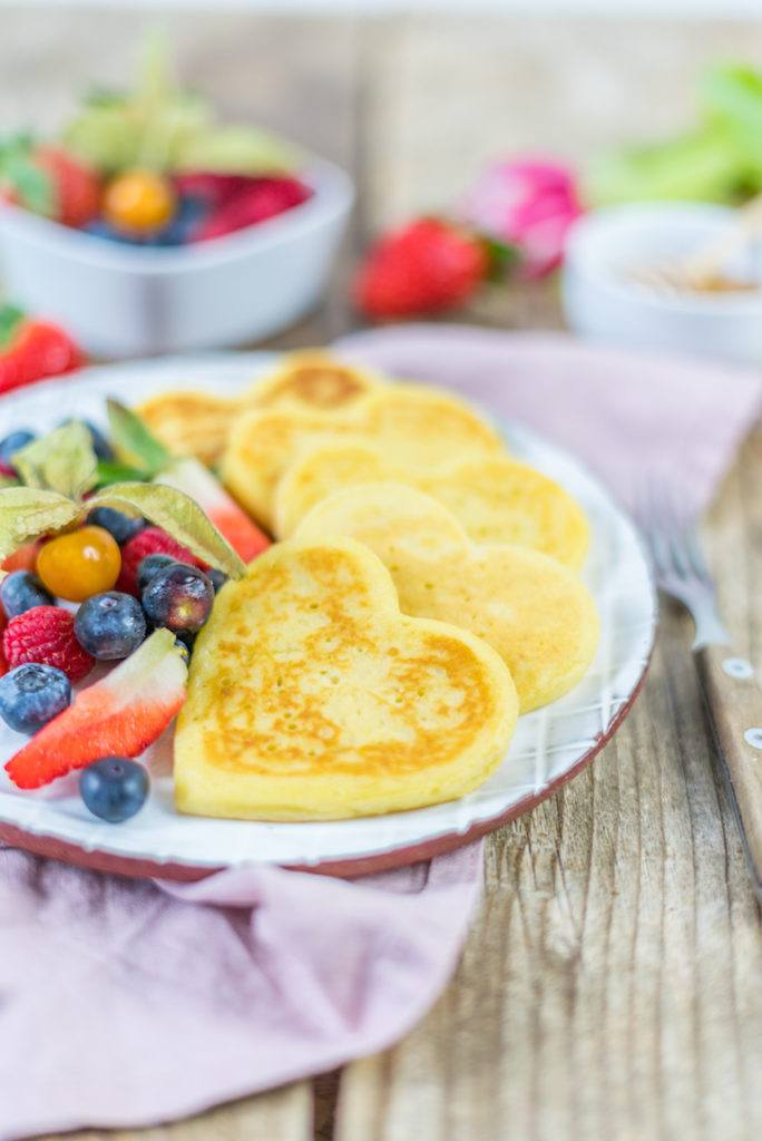 Buttermilch Pancakes Rezept von Sweets & Lifestyle®