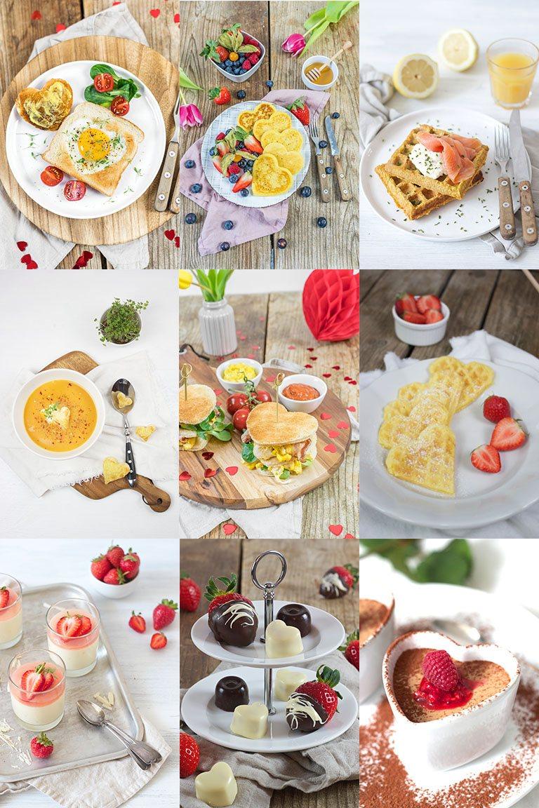 Die besten Valentinstag Rezepte von Sweets & Lifestyle®