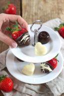 Erdbeeren mit Schokolade von Sweets & Lifestyle®
