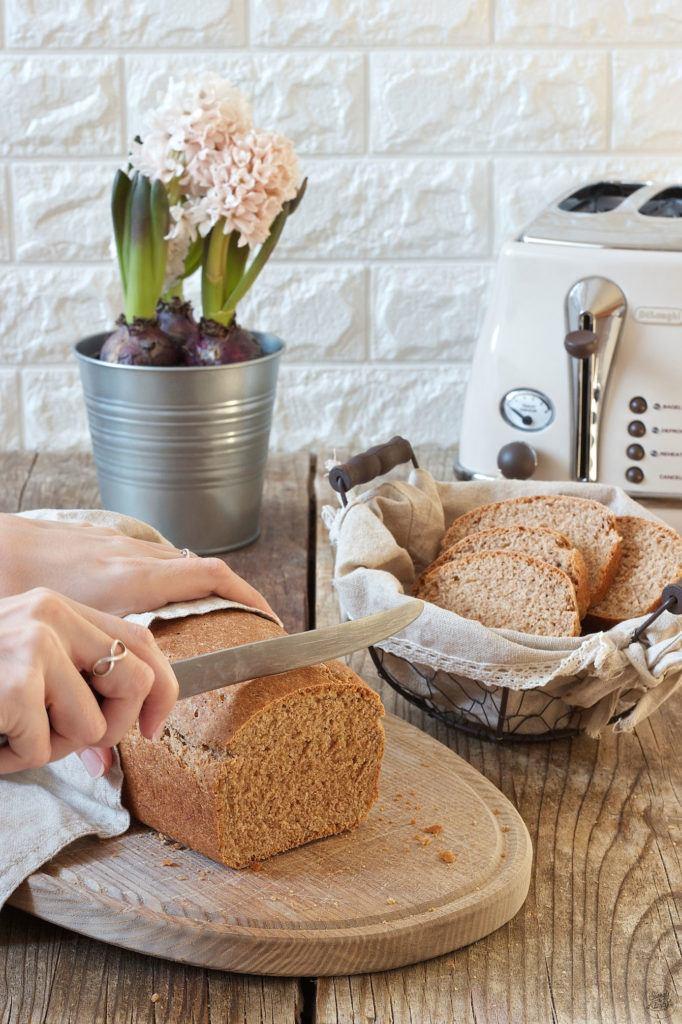 Fluffiges Toastbrot Rezept von Sweets & Lifestyle®