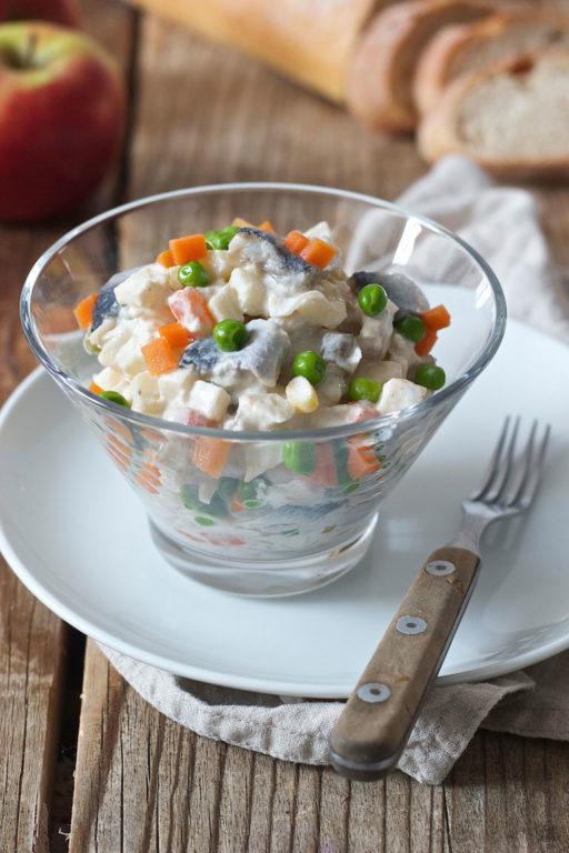 Heringssalat selbstgemacht nach einem Rezept von Sweets & Lifestyle®