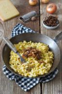 Käsespätzle mit Röstzwiebeln von Sweets & Lifestyle®