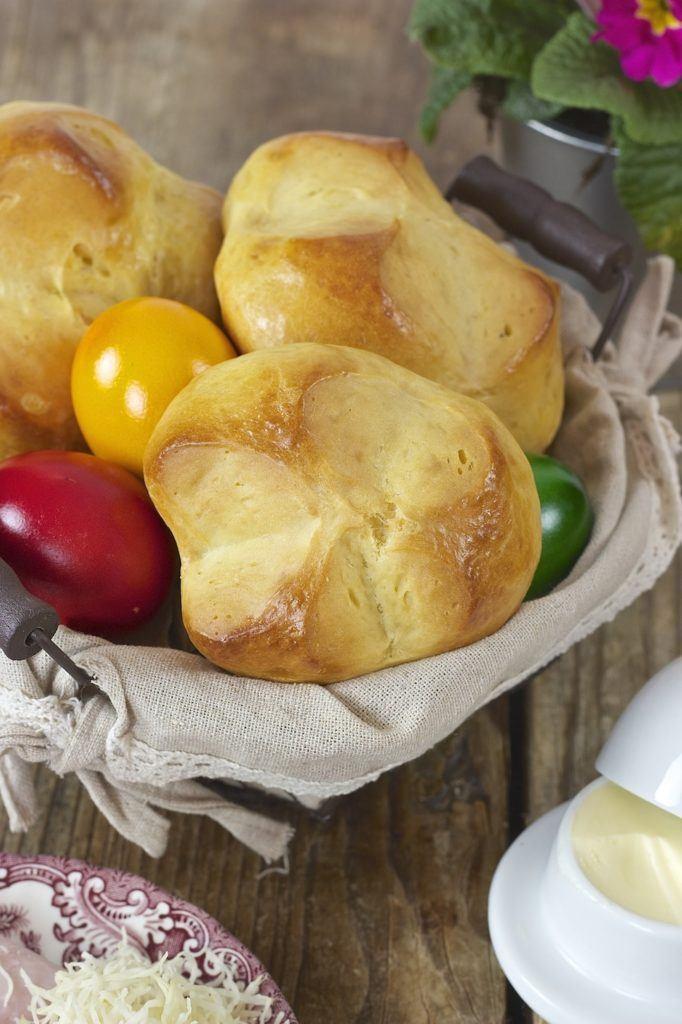Osterpinze ein typisches Ostergebäck in Österreich von Sweets & Lifestyle®