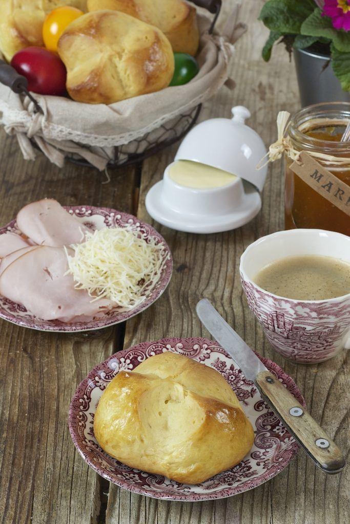 Rezept für eine Osterpinze mit Ei von Sweets & Lifestyle®