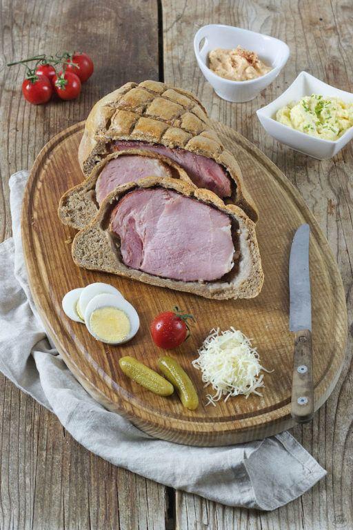 Osterschinken im Brotteig gebacken von Sweets & Lifestyle®