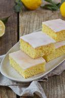 Rezept für einen saftigen Zitronenkuchen von Sweets & Lifestyle®