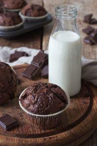 Saftige Schokomuffins nach einem Rezept von Sweets & Lifestyle®