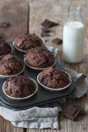 Saftige schnell gemachte Schokomuffins von Sweets & Lifestyle®