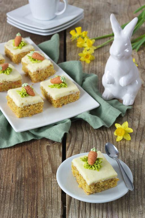Saftiger Karottenkuchen einfach und schnell gemacht von Sweets & Lifestyle®