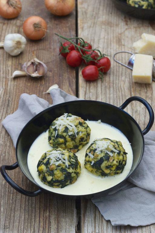Spinatknödel Rezept von Sweets & Lifestyle®