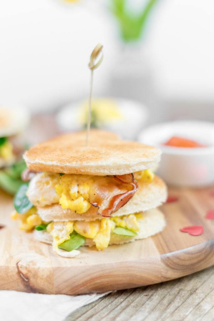 Toast Burger Rezept von Sweets & Lifestyle®