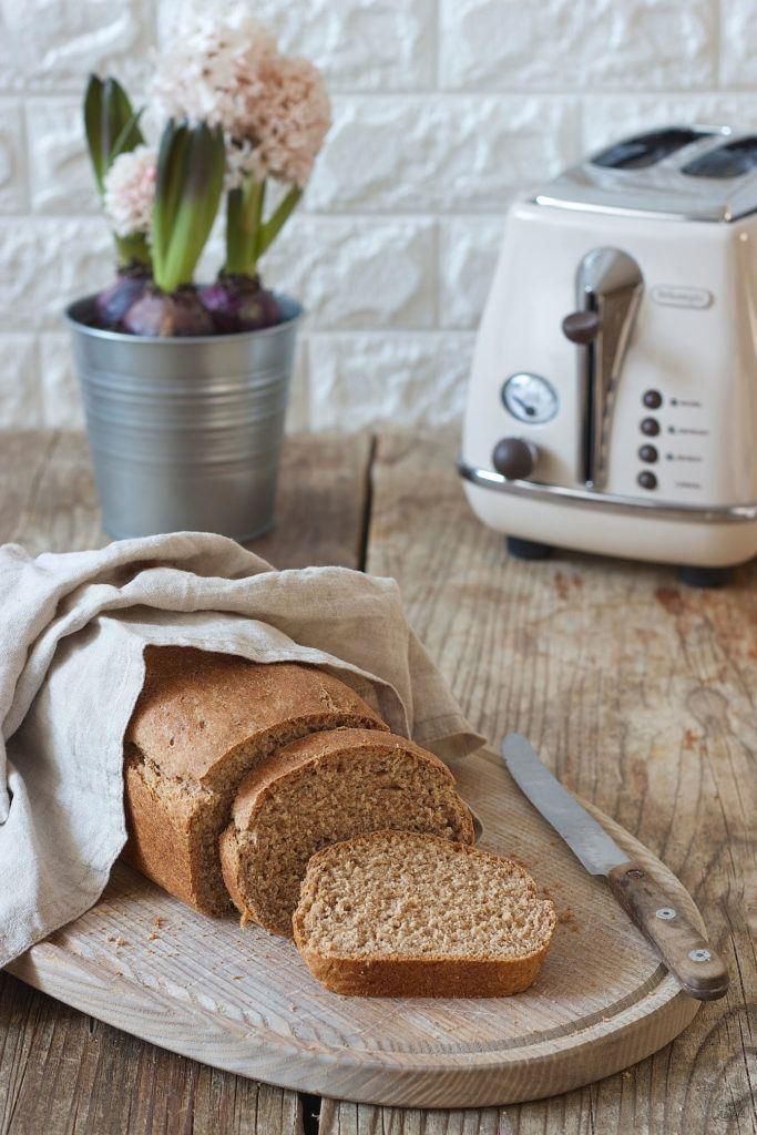 Toastbrot selber machen nach einem Rezept von Sweets & Lifestyle®
