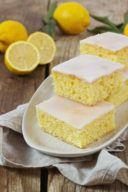 Zitronenkuchen vom Blech nach einem Rezept von Sweets & Lifestyle®
