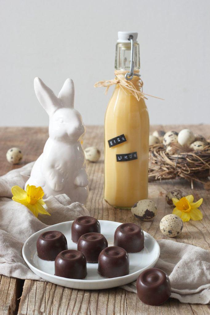 Eierlikörpralinen als Geschenk aus der Küche von Sweets & Lifestyle®