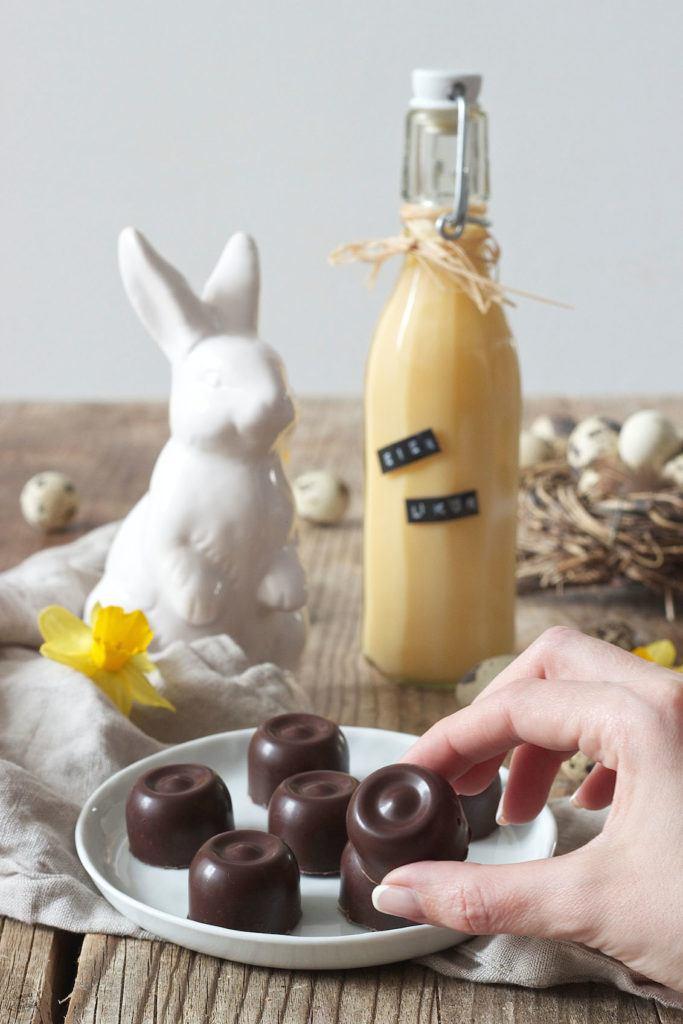 Eierlikörpralinen selber machen nach einem Rezept von Sweets & Lifestyle®