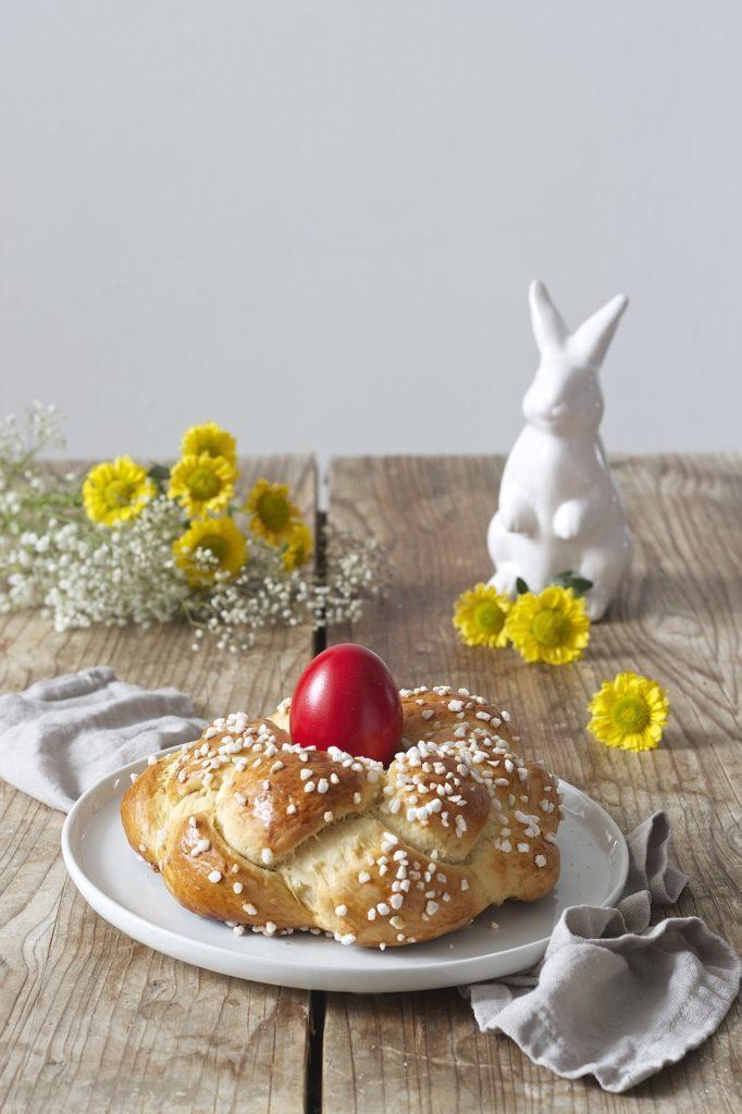 Germteig Osternest von Sweets & Lifestyle®
