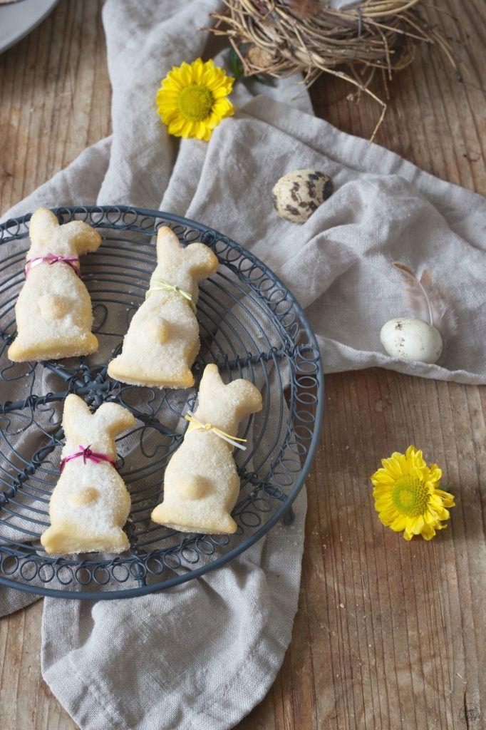 Leckere Osterhasen aus Topfen Öl Teig von Sweets & Lifestyle®