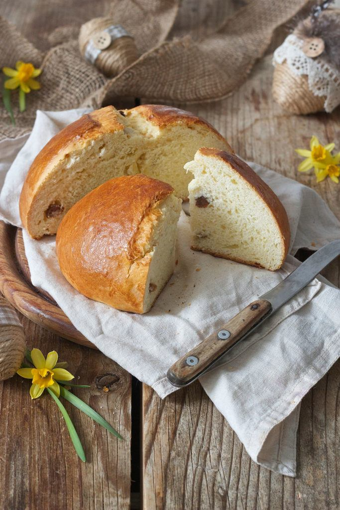 Saftiges Osterbrot Rezept von Sweets & Lifestyle®