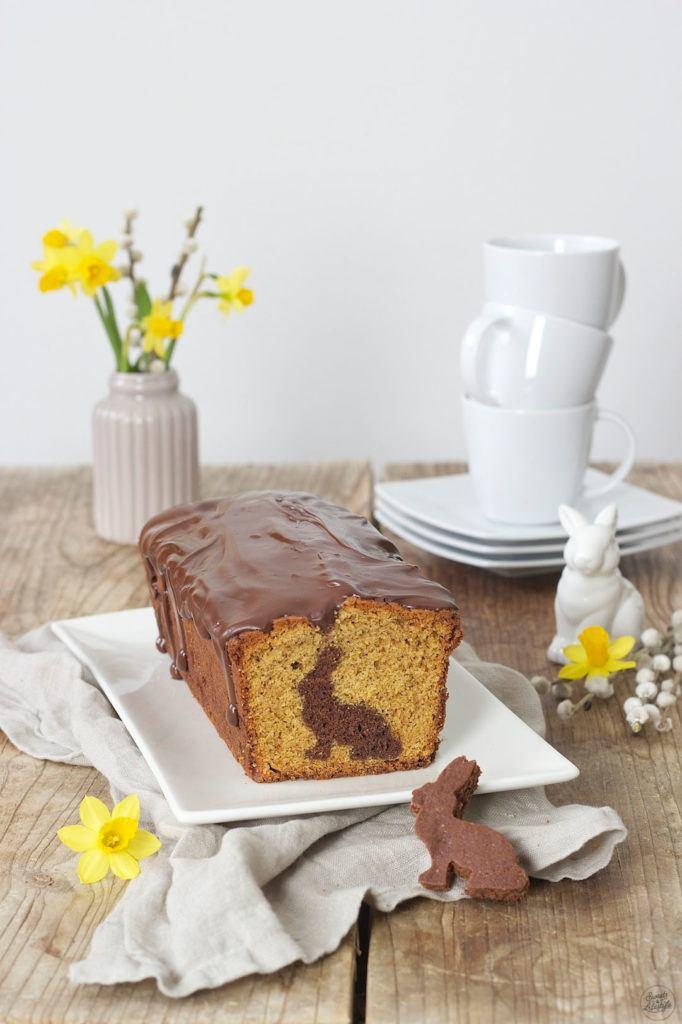 Osterhasen Kuchen Rezept von Sweets & Lifestyle®