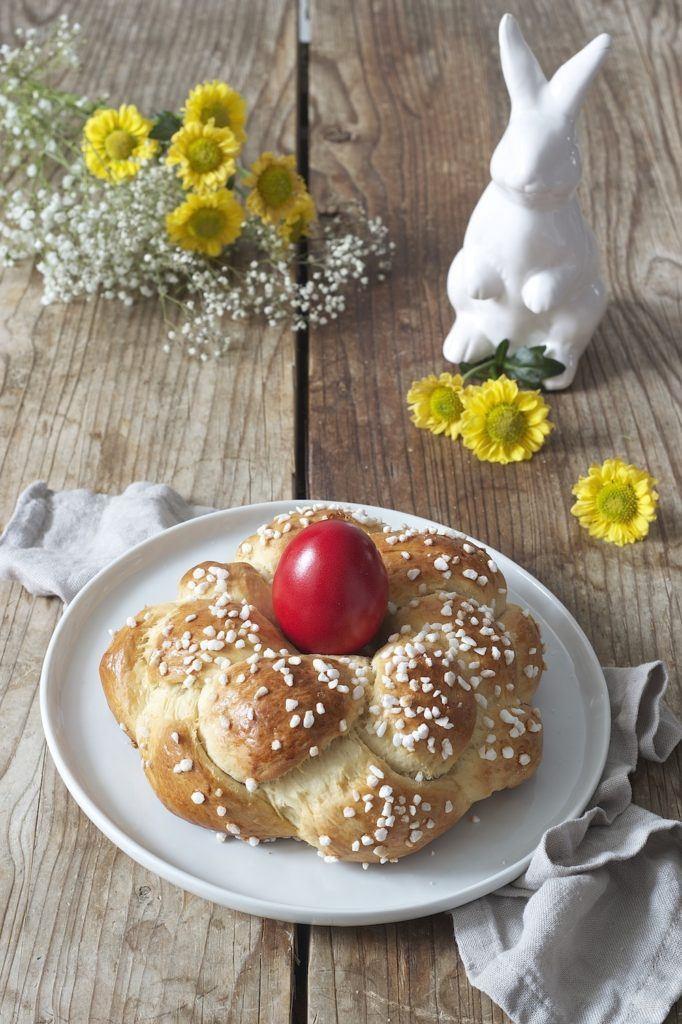 Osternest gebacken nach einem Rezept von Sweets & Lifestyle®