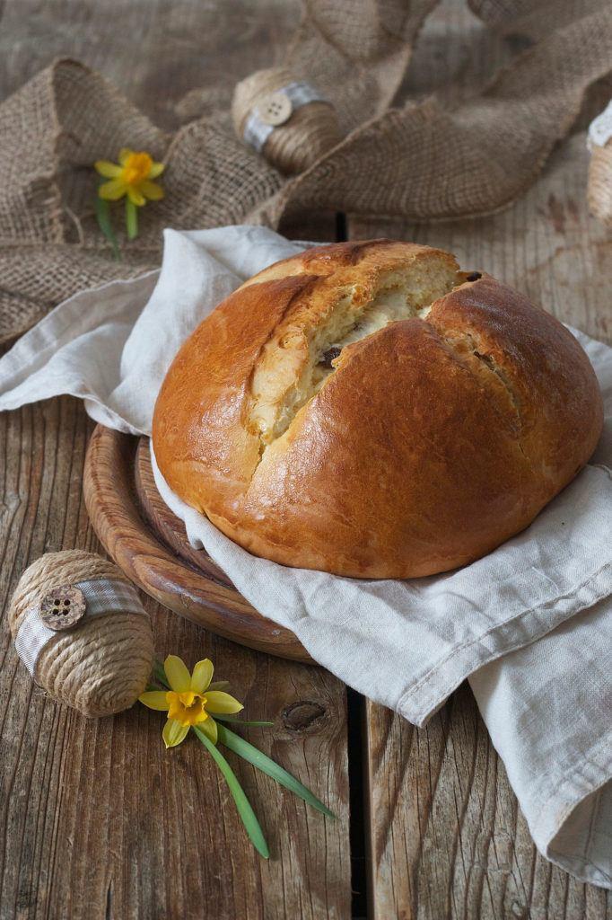 Rezept für ein Osterbrot von Sweets & Lifestyle®