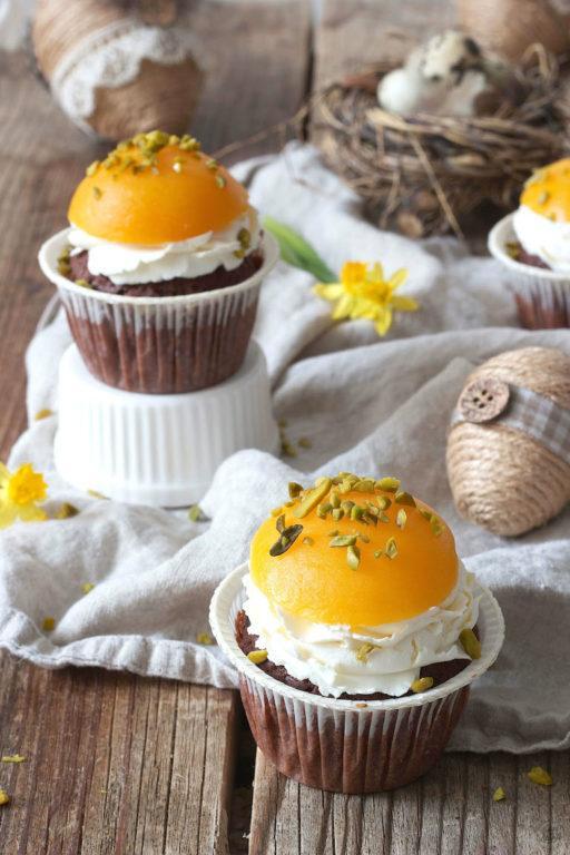 Spiegelei Cupcakes für Ostern von Sweets & Lifestyle®