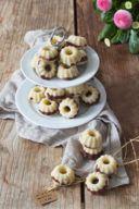 Vegane Mini Marmor Gugls nach einem Rezept von Sweets & Lifestyle®