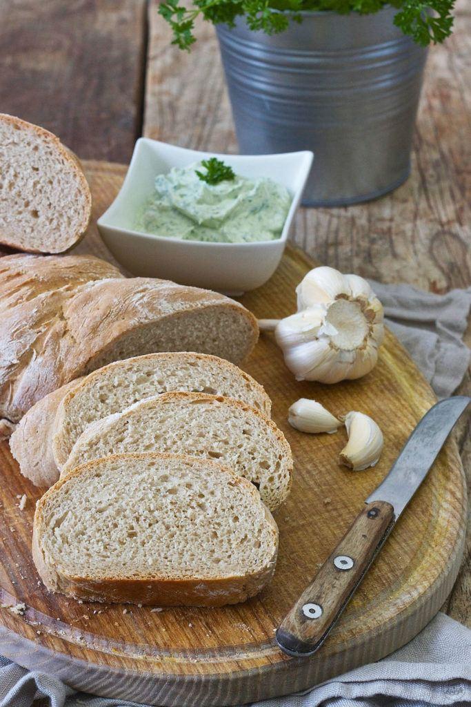 Wurzelbrot aus Roggenmehl und Dinkelmehl nach einem Rezept von Sweets & Lifestyle®