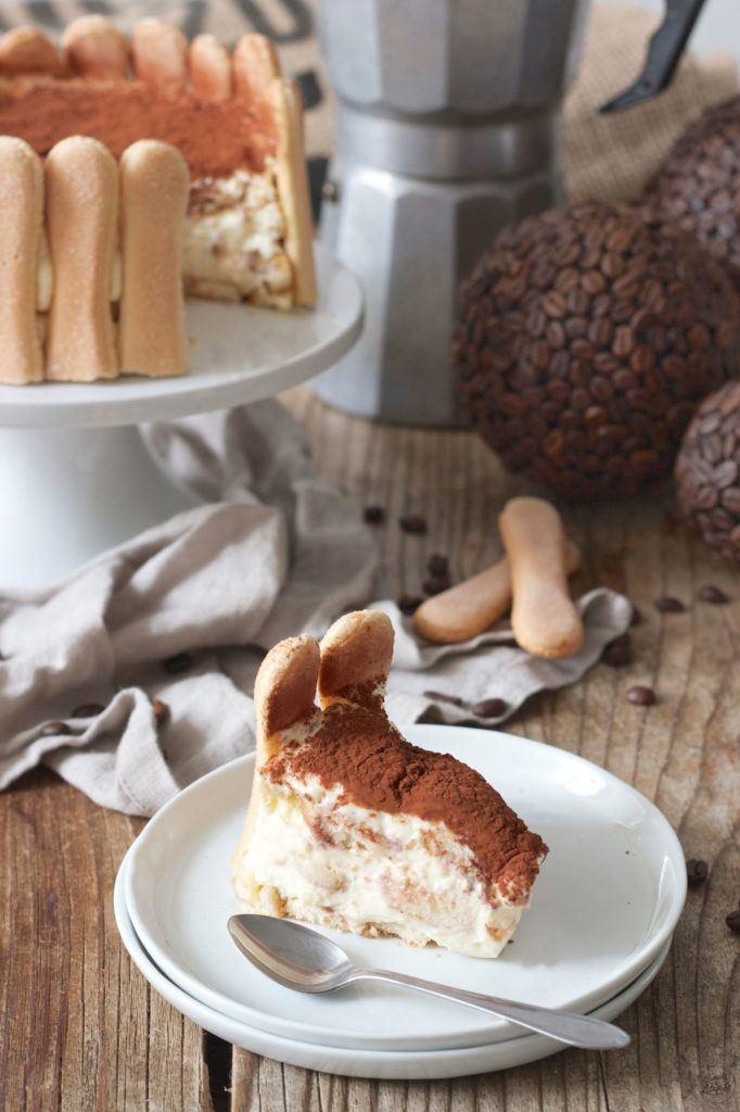 Einfache Tiramisu Torte nach einem Rezept von Sweets & Lifestyle®
