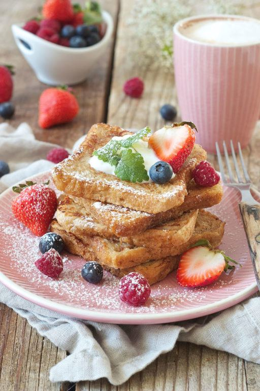 French Toast Rezept von Sweets & Lifestyle®