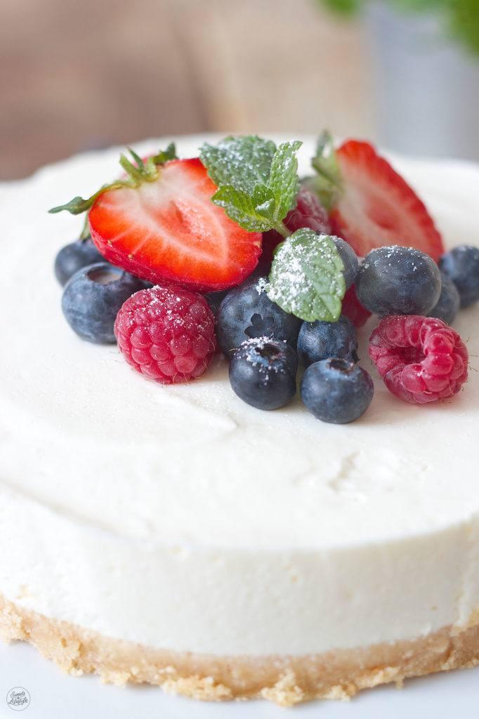 Klassische Philadelphia Torte von Sweets & Lifestyle®