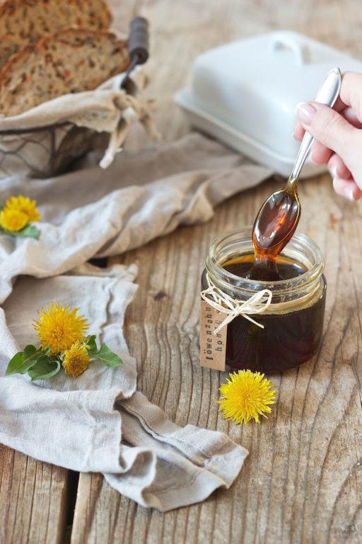 Löwenzahnhonig Rezept von Sweets & Lifestyle®
