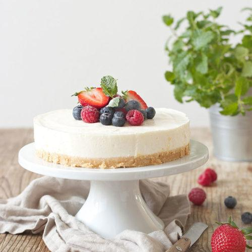 Philadelphia Torte Frischkase Torte Ohne Backen Sweets Lifestyle