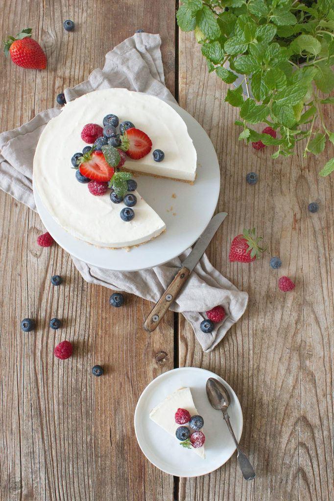 Philadelphia Torte ohne backen nach einem Rezept von Sweets & Lifestyle®