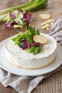 Pikanter Cheesecake mit Schinken nach einem Rezept von Sweets & Lifestyle®