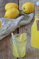 Rezept für selbst gemachten Zitronensirup von Sweets & Lifestyle®